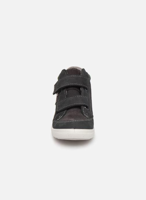 Baskets PEPINO Kimi-tex Gris vue portées chaussures