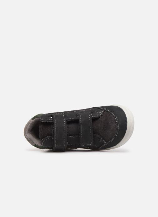 Sneaker Pepino Kimi-tex grau ansicht von links