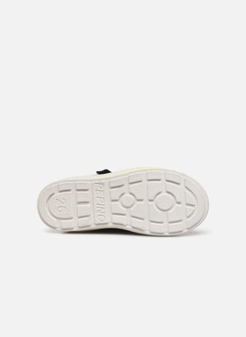 Sneaker Pepino Kimi-tex grau ansicht von oben
