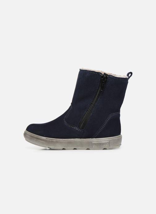 Stiefel Pepino Cosi-tex blau ansicht von vorne
