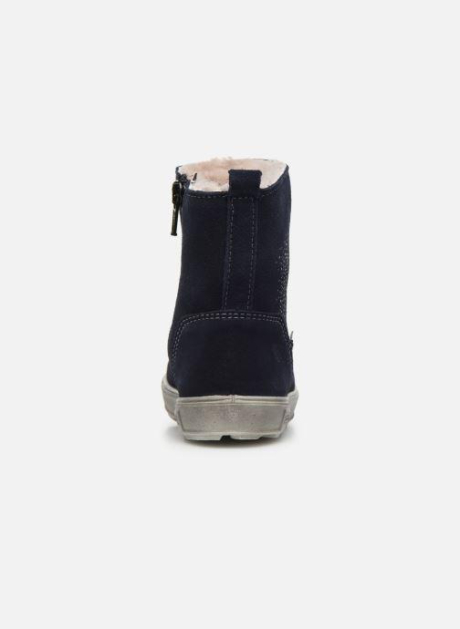 Botas Pepino Cosi-tex Azul vista lateral derecha