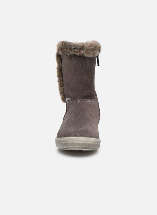 Bottes Pepino Usky-Tex Gris vue portées chaussures