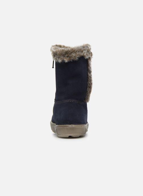 Støvler & gummistøvler Pepino Usky-Tex Blå Se fra højre