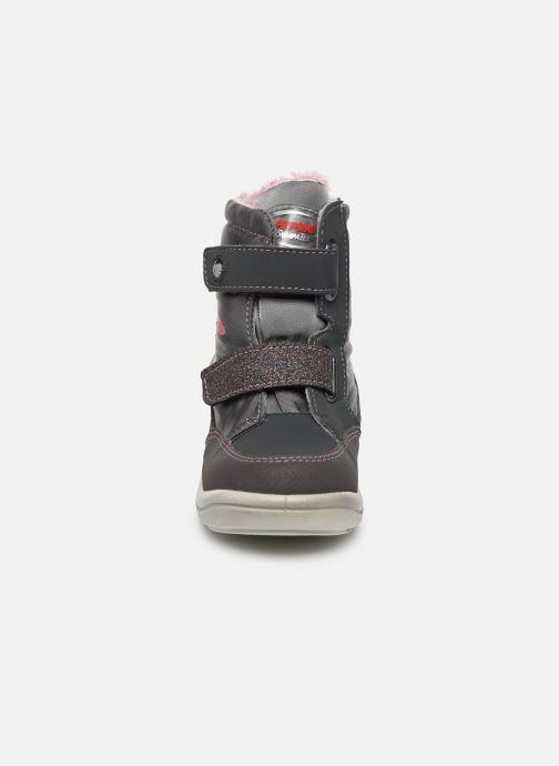 Chaussures de sport Pepino Filly-tex Gris vue portées chaussures