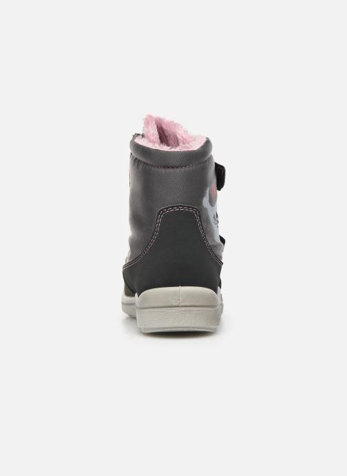 Zapatillas de deporte Pepino Filly-tex Gris vista lateral derecha