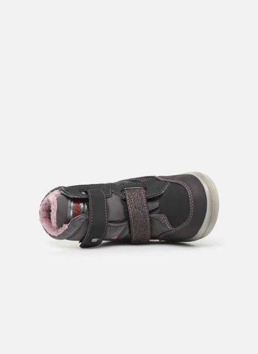Zapatillas de deporte Pepino Filly-tex Gris vista lateral izquierda