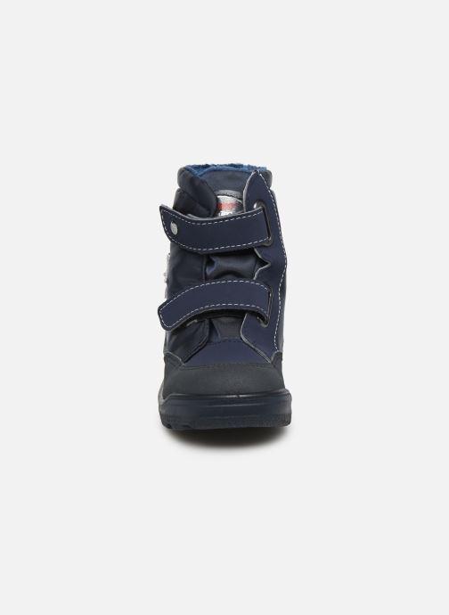 Scarpe sportive Pepino Maddy-tex Azzurro modello indossato