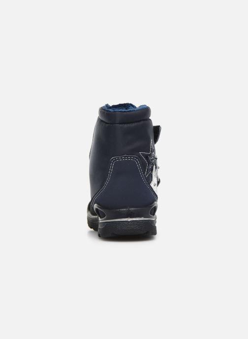 Zapatillas de deporte Pepino Maddy-tex Azul vista lateral derecha