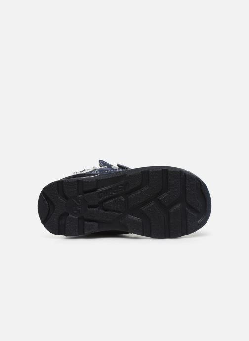 Chaussures de sport Pepino Maddy-tex Bleu vue haut