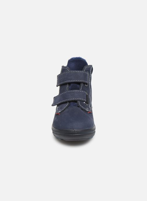 Sneakers Pepino Alex-tex Azzurro modello indossato