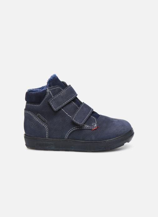 Sneaker Pepino Alex-tex blau ansicht von hinten
