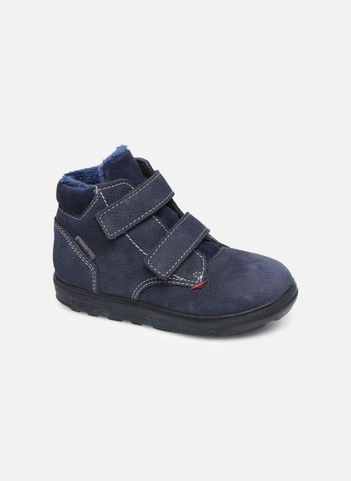 Baskets Pepino Alex-tex Bleu vue détail/paire