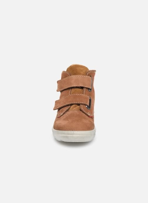 Sneaker Pepino Alex-tex braun schuhe getragen