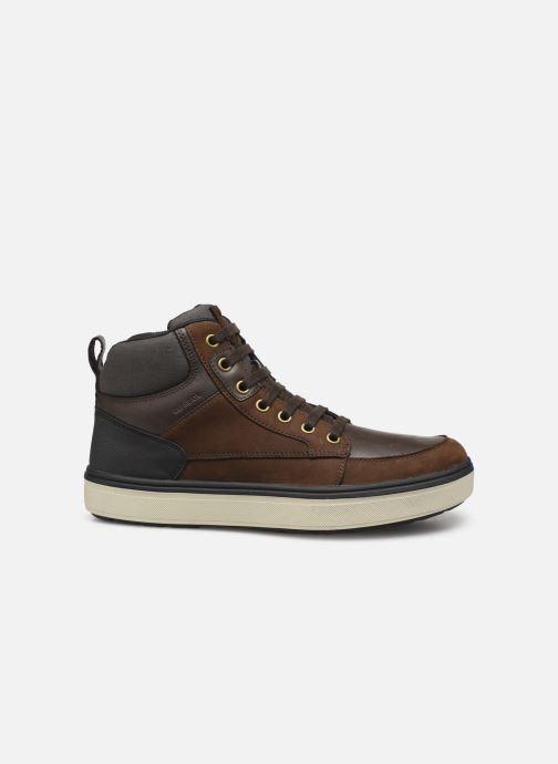 Sneakers Geox J Mattias B Boy ABX J940DA Bruin achterkant