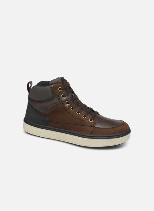 Sneakers Geox J Mattias B Boy ABX J940DA Bruin detail