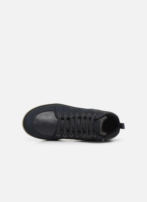 Sneakers Geox J Mattias B Boy ABX J940DA Blauw links