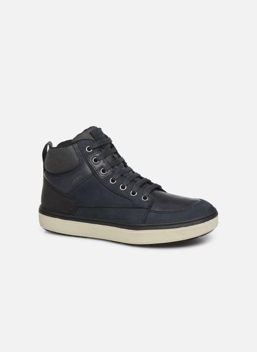 Sneakers Geox J Mattias B Boy ABX J940DA Blauw detail