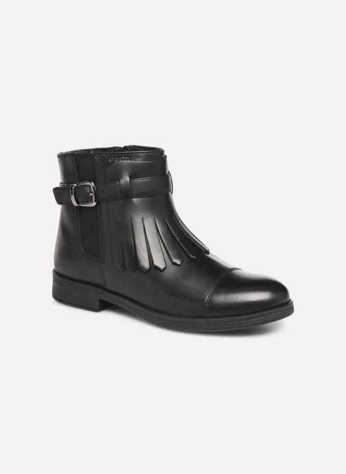 Bottines et boots Geox JR Agata J9449B Noir vue détail/paire