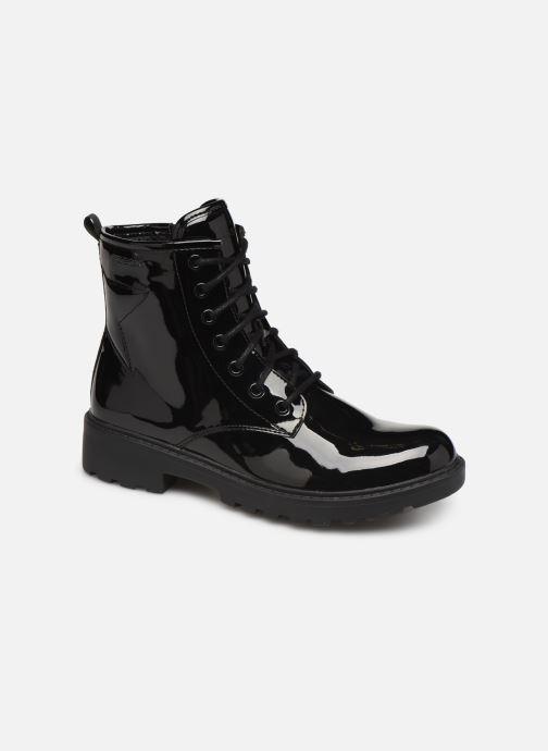 Stiefeletten & Boots Geox J Casey Girl J9420G schwarz detaillierte ansicht/modell