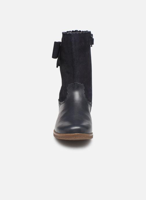 Støvler & gummistøvler Geox J Shawntel Girl J944EA Blå se skoene på