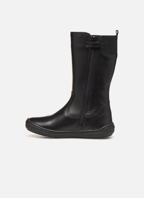 Støvler & gummistøvler Geox J Hadriel Girl J947VH Sort se forfra