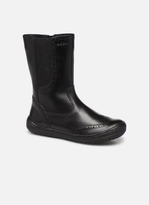 Geox J Hadriel Girl J947VB (schwarz) Stiefel bei Sarenza jX3bL