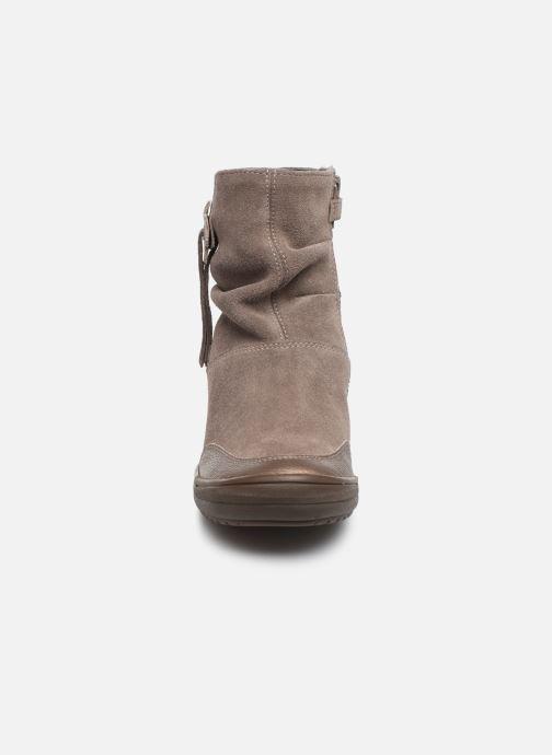 Boots en enkellaarsjes Geox J Hadriel Girl J947VD Grijs model