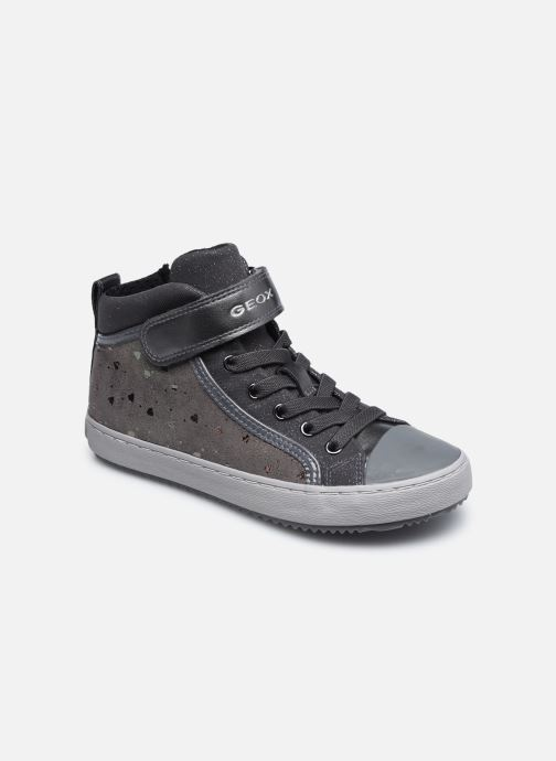 Sneakers Geox J Kalispera Girl J744GI Grigio vedi dettaglio/paio