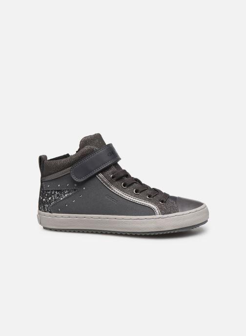 Sneakers Geox J Kalispera Girl J944GM Grijs achterkant