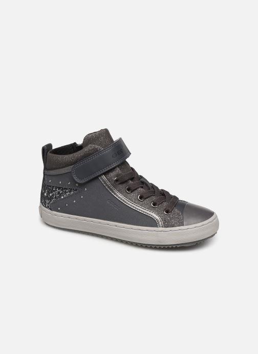 Sneakers Geox J Kalispera Girl J944GM Grijs detail