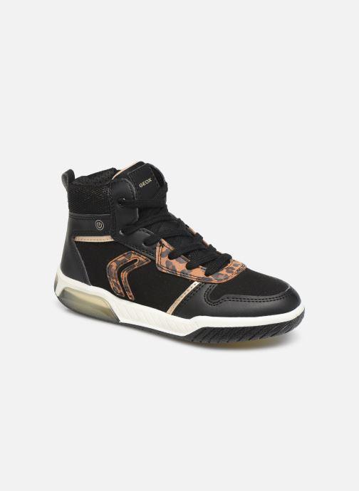 Sneakers Geox J INEK GIRL J94ASA Zwart detail