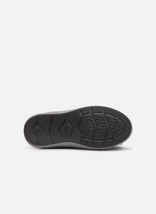 Chaussures de sport Geox J Sleigh Girl B ABX J949SB Noir vue haut