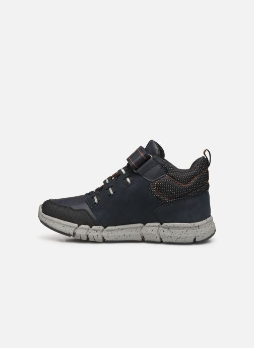 Sneakers Geox J Flexyper Boy B Abx J949XA Blå se forfra