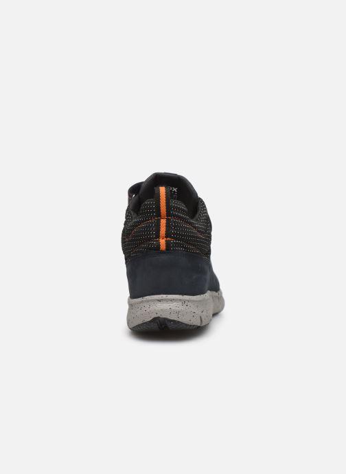 Sneakers Geox J Flexyper Boy B Abx J949XA Blauw rechts
