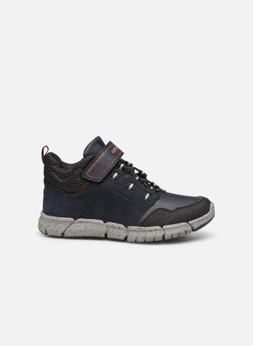 Sneakers Geox J Flexyper Boy B Abx J949XA Blå se bagfra