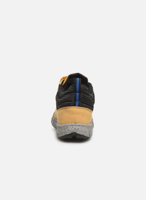 Sneakers Geox J Flexyper Boy B Abx J949XA Geel rechts