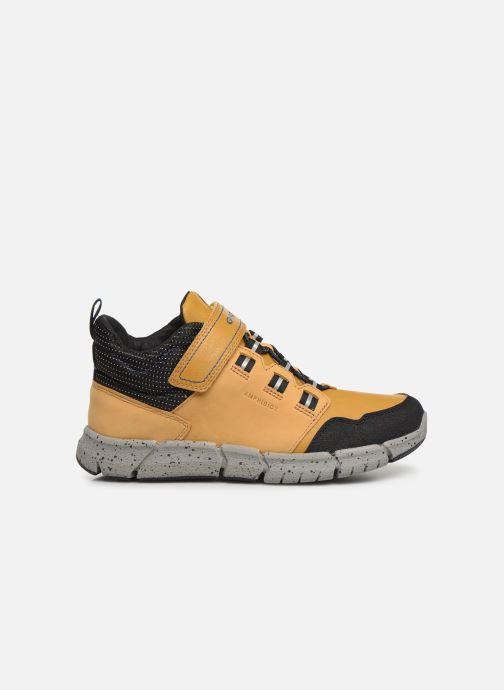 Sneakers Geox J Flexyper Boy B Abx J949XA Geel achterkant