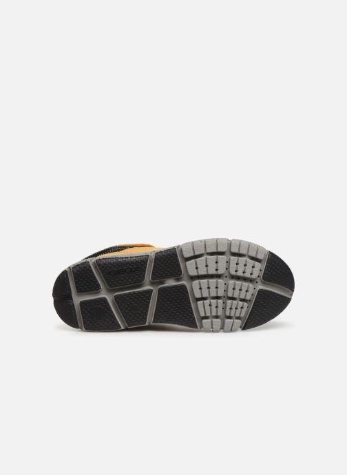 Sneakers Geox J Flexyper Boy B Abx J949XA Geel boven