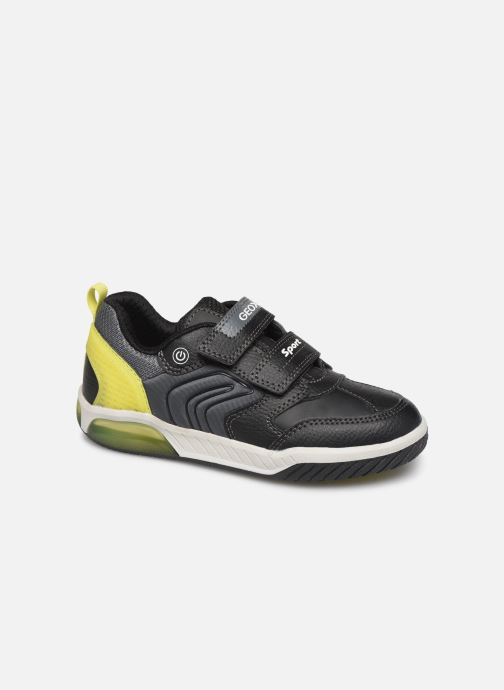Sneakers Geox J Inek Boy J949CD Zwart detail