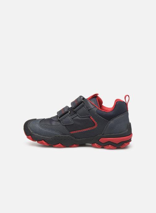 Sneakers Geox J Buller Boy J949VD Blauw voorkant