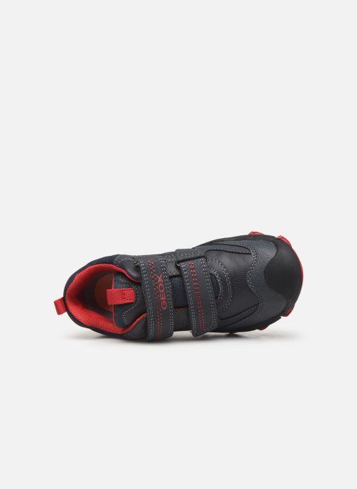 Sneakers Geox J Buller Boy J949VD Blauw links