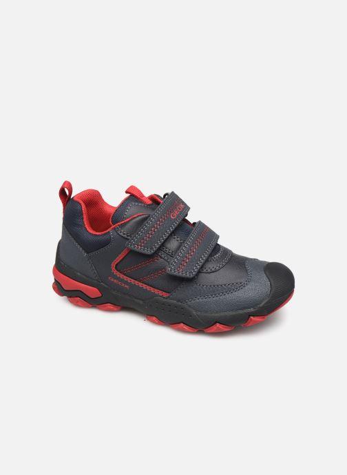Sneakers Geox J Buller Boy J949VD Blauw detail