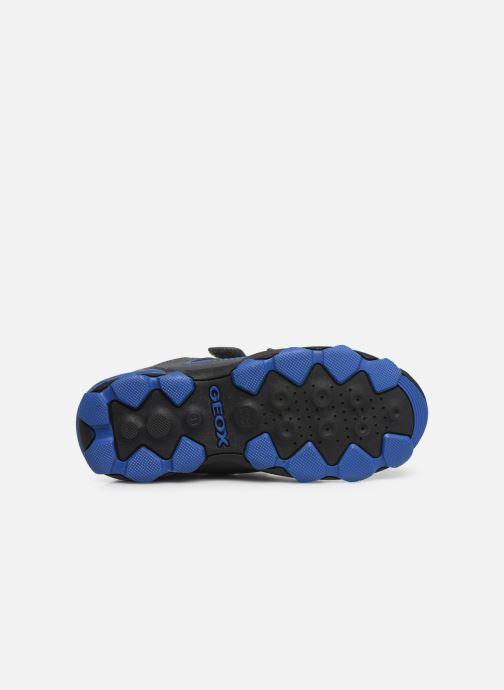 Sneakers Geox J Buller Boy J949VD Grijs boven