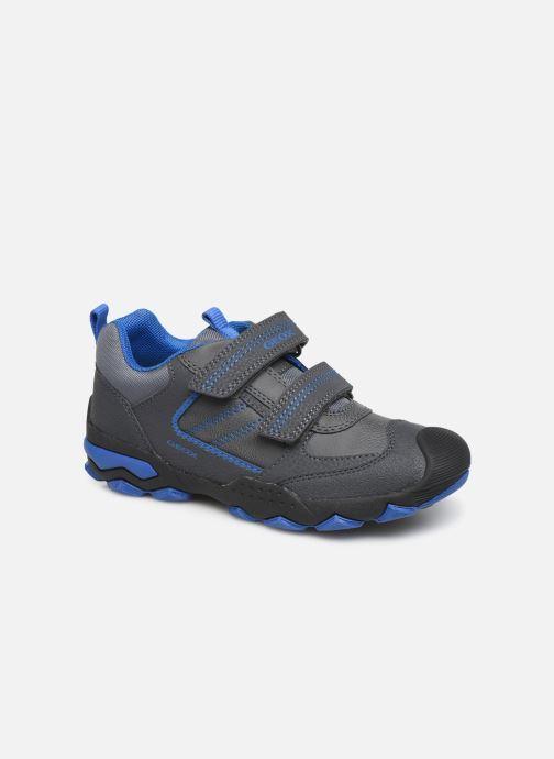 Sneaker Geox J Buller Boy J949VD grau detaillierte ansicht/modell