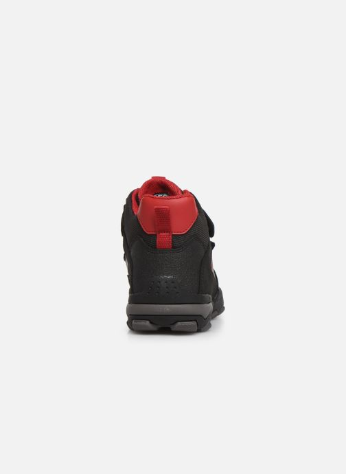 Chaussures de sport Geox J Buller Boy B Abx J949WE Noir vue droite