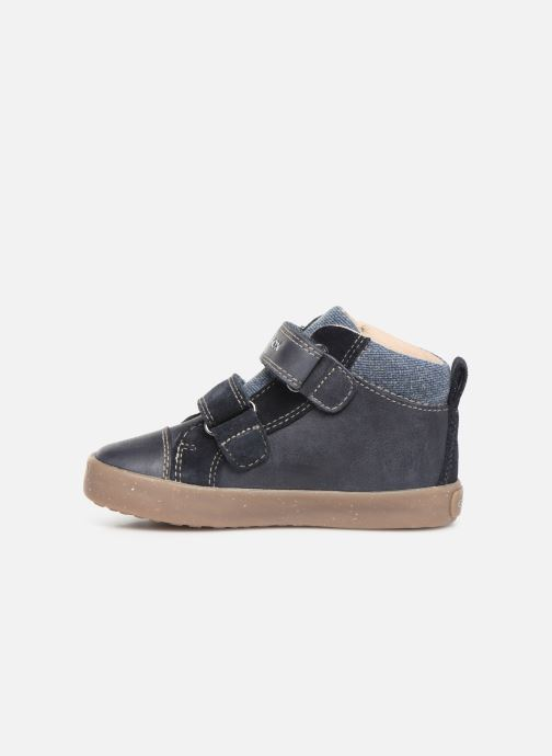 Sneakers Geox B Kilwi Boy x WWF Blauw voorkant