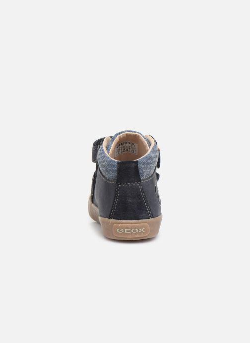 Sneakers Geox B Kilwi Boy x WWF Blauw rechts