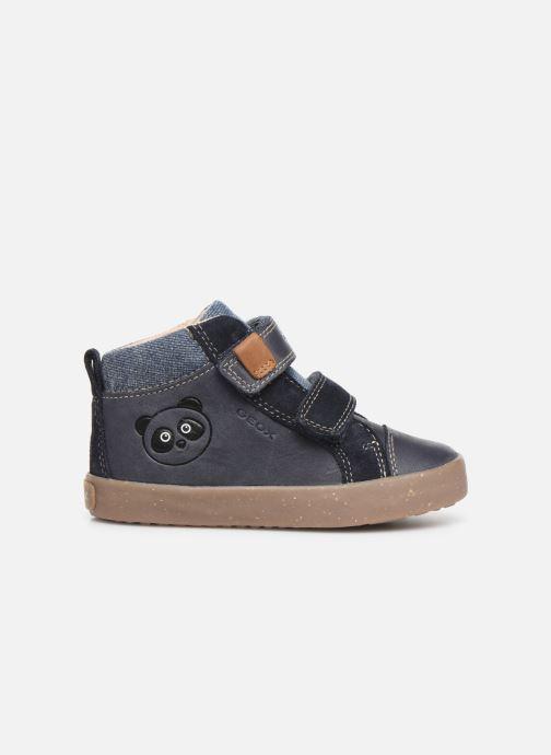 Sneakers Geox B Kilwi Boy x WWF Blauw achterkant