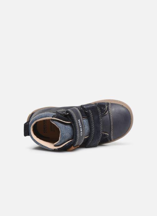 Sneakers Geox B Kilwi Boy x WWF Blauw links