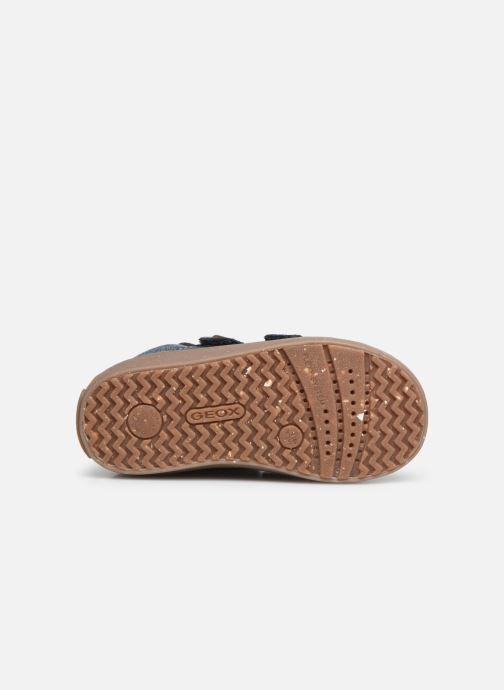 Sneakers Geox B Kilwi Boy x WWF Blauw boven